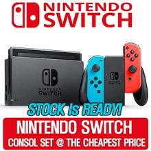 [SUPER DEAL!] Nintendo Switch Console Super Bundle