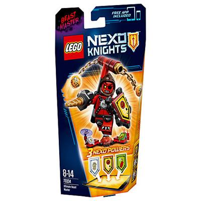 LEGO 70334 Nexo Knights: ULTIMATE BEAST MASTER