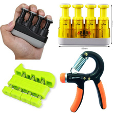 Adjustable Resistance Grip Trainer ☆ Finger Hand Wrist ☆ Piano Guitar Violin Bowling Stroke Therapy