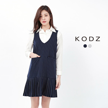 KODZ - Pleated Romper-172018
