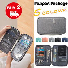 ★buy 2 fr shipping★Passport package / ticket passport holder / protective cover / waterproof / travel storage bag