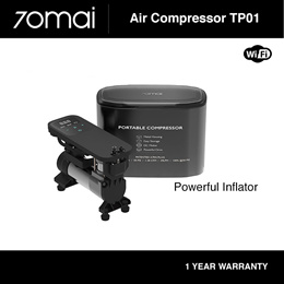 70mai Air Compressor Portable Electric Car Air Pump Mini Compressor Tire Inflator Auto Tyre Pump