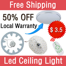★Super Sale 15%OFF ★LED3 color LED PLATE CEILING LIGHT 12W/18W/24W/36W CONVERSION