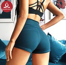 【Moving Peach】SPORTSWEAR ★LADIES SHORTS★yoga pants breathable runing pants shorts