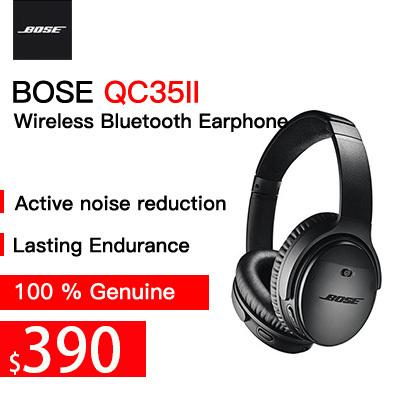 100 Xiaomi In Earphone Piston Mi Original 3rd Gen In Ear Source · Bose Quiet Comfort 35 II Earphone Active noise reduction 100 Genuine