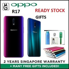 Oppo R17 TC / 6GB RAM/ 128GB ROM Local 2 Years Warranty. | Ready Stocks!