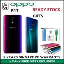 Oppo R17 TC / 6GB RAM/ 128GB ROM Local 2 Years Warranty. | Ready Stocks!
