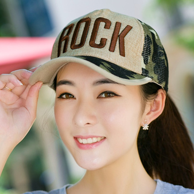 Ladies summer Baseball Cap Hat Korean fashion leisure all-match male spring summer  cap youth b4d67180206