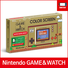 [Ready Stock!!] Nintendo Switch Game and Watch Super Mario Bros
