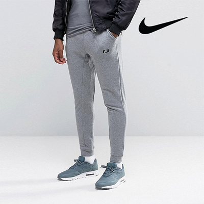 Qoo10 - (Hot sale S098) Nike Men NSW Modern Jogger Pants Snicky Fit ... 294f9301b5a3