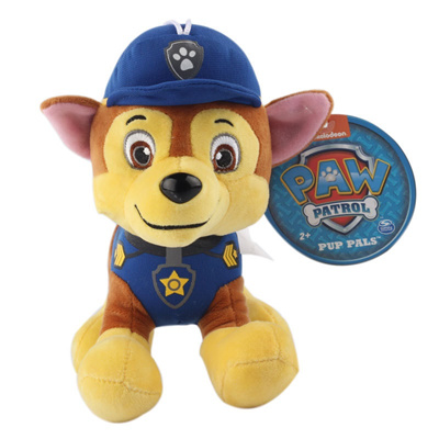 Paw Patrol Dog Puppy Chase Marshall Rocky Rubble Plush Toy Plushie Soft Toys Puppies Doll Figurine R
