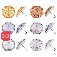 ILOVEHOME Classic Umbrella 6 Designs
