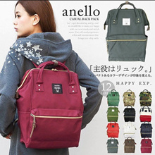 ANELLO BACKPACK❤Lowest Price ❤Ready Stock❤Fast delivery❤Mummy Bag / Unisex Casual Bag / Student Bag
