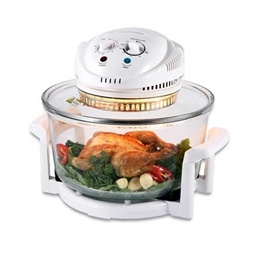 New Daewoong DHO-342 Halogen Lightwave oven 18L Multi-oven World Express Shipping