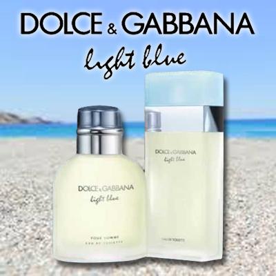 f431306db37 Dolce Gabbana Light Blue Men   Women EDT SPRAY 100ml Tester Packaging