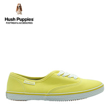 Hush Puppies SG Limited Edition Carla Canvas Sneakers (Women- Yellow)