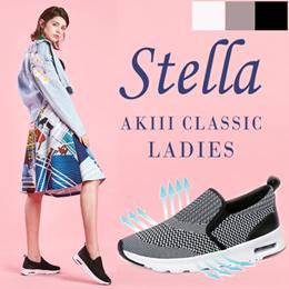♥AKIIICLASSIC♥ Ultra Light Running Shoes Women Men ultra-cool anywhere OK !