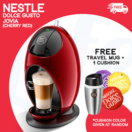 [NESTLE][RESTOCKED] NESCAFÉ DOLCE GUSTO JOVIA COFFEE MACHINE 【ONLINE EXCLUSIVE DEAL!】