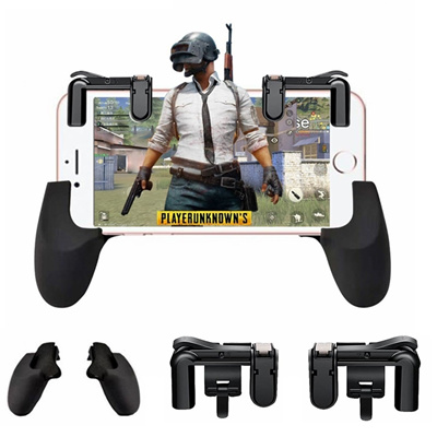 Qoo10 Discount Pubg!    Mobile Gamepad Trigger Fire Button Sensitive - discount pubg mobile gam!   epad trigger fire button sensitive shoot and aim keys l1 r1 shooter
