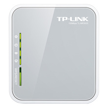 TP-LINK TL-MR3020 Portable 3G/4G Wireless N Router White