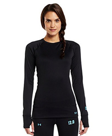 [UNDER ARMOUR] 1239707 - Women s Base 2.0 Crew