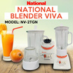 New Viva NV-2TGN / MX-T11GN / MX-T9GN Blender National Only Free Ongkir Jabodetabek