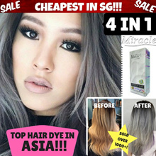 💎CHEAPEST IN SG PROMO💎 ★BEST HAIR DYE★ MIRACLE (PERMANENT) ♥BRIGHT AND VIBRANT♥ [8 COLORS]