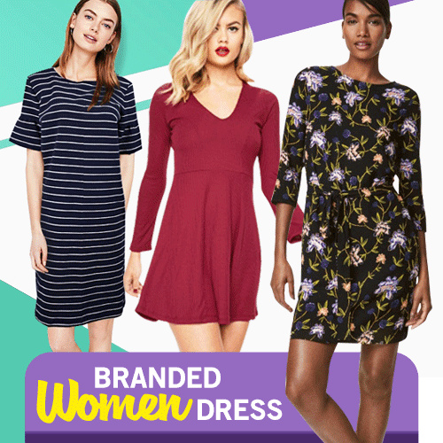 New Collection Branded Women Dress Deals for only Rp100.000 instead of Rp100.000
