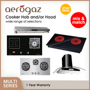 ** STAR DEAL ** Mix Match Your Cooker Hob and Hood
