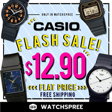 [CHEAPEST PRICE IN SPORE] *CASIO GENUINE* Casio Best Sellers all at $12.90! Free Shipping!