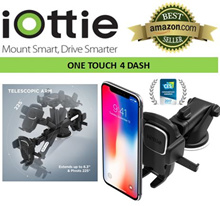 Award Winning! iOttie One Touch 4 BEST Car Mount!