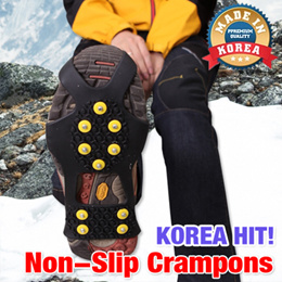 Winter Easy Non-slip Crampons Ice Snow boots / climbing irons / ICE Snow Crampons / Cleats Gaiter