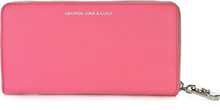 Direct from Germany -  GEORGE GINA &amp  LUCY, ladies purses, exchanges, wallets, purses, leather, pink, 19 x 10 x 2.5 c...