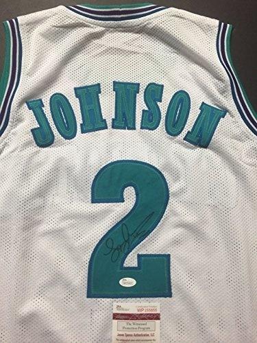 ... qoo10 larry johnson charlotte hornets adidas nba throwback grandmama swingman  jersey search results d8ba72960