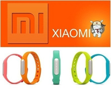 Original Xiaomi Mi Band Bracelet Wristbands | Colours Option Avaliable | Water Resistant IP67 | Fitness Monitor | Sleep Tracker | For All Android OS 4.3 and Above | 6 Months Warranty