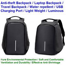 Anti theft Backpack / Laptop Backpack / Travel Backpack / Laptop Bag / USB Charging Port Backpack