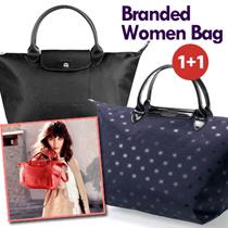 Longchamp|| Le Pliage Étoiles ||Leather And High Quality Nylon||Buy 1 Get 1 Free|| Womans Bag