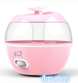 Hua Shin-capacity humidifier genuine mute air-conditioned rooms purifying aromatherapy spray mini home office