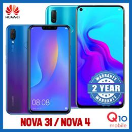 [New Model Launch] Huawei Nova 3i / Nova 4 / 4GB / 8GB + 128GB / 6.3in display / Local Set / 2 year warranty