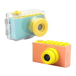 Oaxis myFirst Camera Camera 2 Camera 3 - 8 Mega Pixel Camera For Kids with Waterproof Case