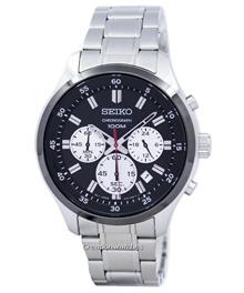 [CreationWatches] Seiko Chronograph Quartz SKS593 SKS593P1 SKS593P Mens Watch