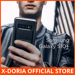 X-Doria 100% Authentic Samsung Galaxy S10+ Case S10 Plus Casing Galaxy Cover Screen Protector
