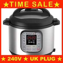 Instant Pot Duo 7-in-1 Electric Pressure Cooker 6 Litre★240V SG Plug★LOCAL STOCKS★
