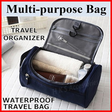 ★ $2.99 ONLY ✈️ WATERPROOF TRAVEL ESSENTIAL ★TRAVEL BAG/MAKEUP ORGANIZER ★ TRAVEL ORGANISER BAG