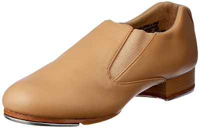 NEW! Capezio Riff Slip-on Tap Shoe Style CG18 Black