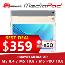 Huawei MediaPad M5 / M5 Pro 8.4 / 10.8Inch 4GB+32GB/64GB Wifi / LTE Version Tablet