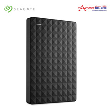 Seagate 2TB Expansion 2.5-Inch Portable Drive STEA2000400 - Black