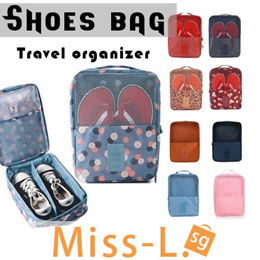 {CLEARANCE SALE}Shoe Bag/Travel pouch/travel organizer/travel pouch/ Travel Waterproof Shoe Bag