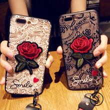 Redmi Note 5A/Redmi Note 5/Redmi Note 5 Pro Lace Floral Case