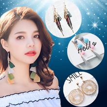 ★12 Sept New Arrival★ Korean Style Trendy Earrings /Latest Designs / Ear Studs /Dangling Earrings